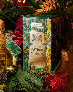 Annabel's e PATRÓN lançam tequila inspirada na floresta amazônica