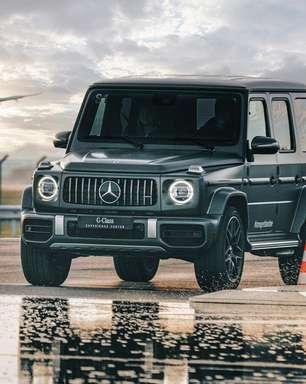 Mercedes-AMG G 63 ganha série de R$ 2 milhões no Brasil