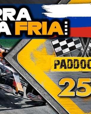 #257: Hamilton e Verstappen dão injeção de ânimo no sonolento GP da Rússia?