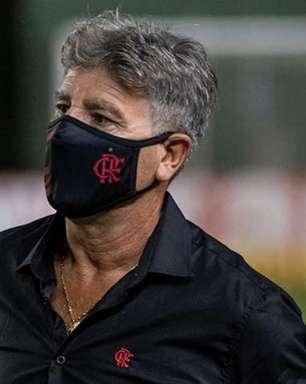 Renato diz que Barcelona dará a vida contra o Flamengo, mas avisa: 'Meu grupo está preparado para isso'