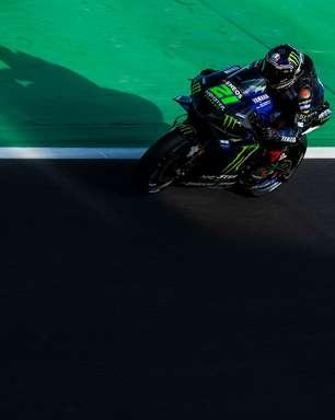 """Morbidelli sai satisfeito de Misano na volta à MotoGP: """"Há 2 semanas, era incapaz de guiar"""""""