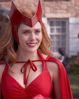 WandaVision foi roubada no Emmy, dizem fãs da Marvel
