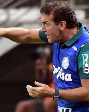 Palmeiras e Cuca se reencontram pela terceira vez em jogos eliminatórios
