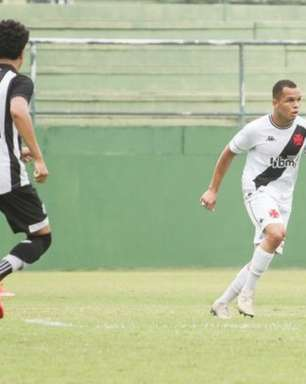 Rodrigo destaca vitória do Vasco no Brasileirão Sub-20: 'Importante para retomarmos a confiança'