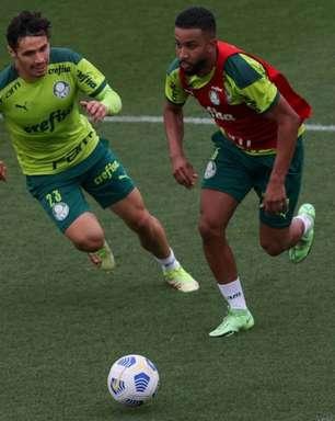 Escalação do Palmeiras: Jorge não é relacionado e Verdão segue preparação para enfrentar Atlético-MG