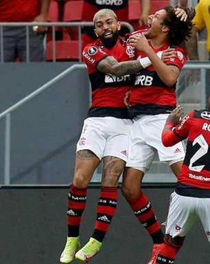 Casa de apostas: Fla é favorito ao título da Libertadores