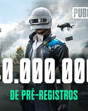 PUBG: New State passa 40 milhões de usuários em pré-registro