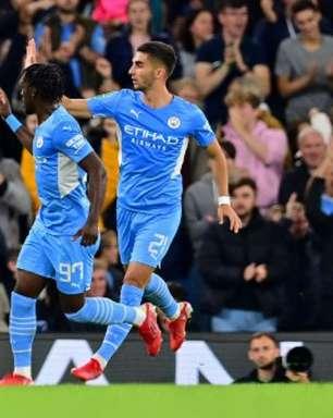 Manchester City avança com goleada na Copa da Liga Inglesa