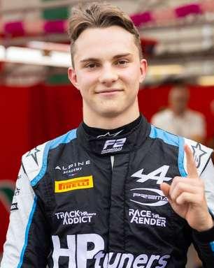 """Piastri mira posto de reserva da Alpine como """"passo lógico"""" se for campeão da Fórmula 2"""