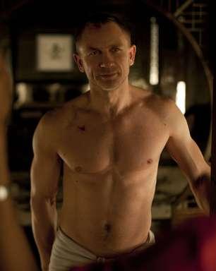 Daniel Craig malhou por 1 ano para aparecer pelado em novo 007