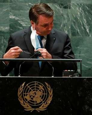 """Discurso de Bolsonaro na ONU mostra """"República do cercadinho"""", apontam críticos do presidente"""