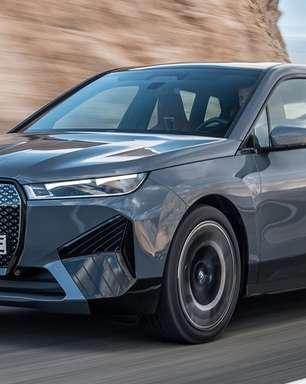 BMW confirma i4 e iX para o mercado brasileiro