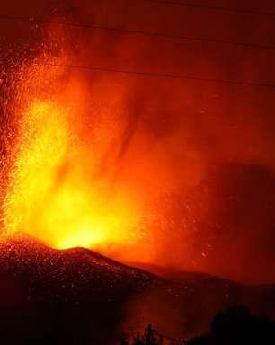 Vulcão de La Palma: a perigosa reação que vai ocorrer quando lava do vulcão de La Palma atingir o mar