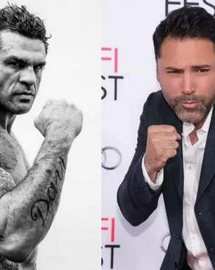 Triller deve remarcar duelo Vitor Belfort e Oscar De La Hoya para novembro, revela CEO