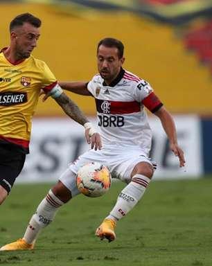 Como chega o Barcelona-EQU para a semifinal da Libertadores contra o Flamengo no Maracanã