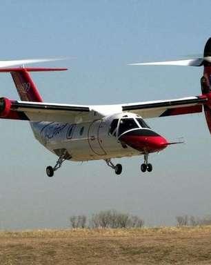 Gol assina acordo para 250 operar aviões de decolagem e pouso vertical em 2025