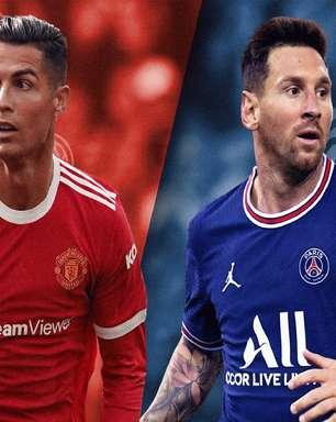 CR7 é o jogador mais bem pago do mundo ; Neymar é o 3º