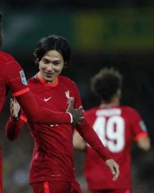 Liverpool vence Norwich e vai à quarta fase da Copa da Liga