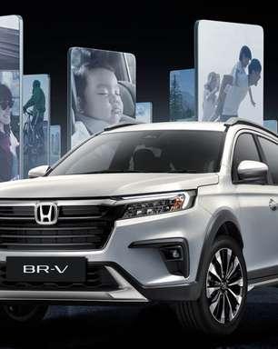Honda BR-V, um SUV de 7 lugares, pode vir para o Brasil