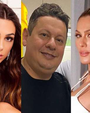 Lívia Andrade justifica ida a teste de DNA do namorado com seguranças