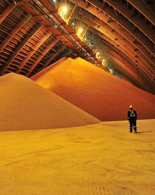 China vai liberar reservas de potássio para garantir oferta de fertilizantes