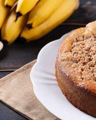 Dia da Banana: 5 receitas com essa fruta tropical para saborear