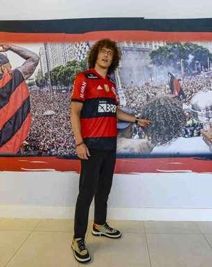 Possível titularidade de David Luiz mostra cartão de visitas do novo zagueiro do Flamengo
