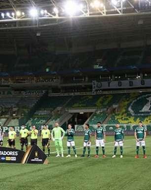Sem público? Allianz vira caldeirão na semifinal da Libertadores entre Palmeiras x Atlético-MG