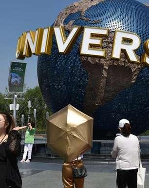Universal Studios inaugura parque na China após 20 anos de espera