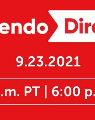 Nintendo Direct chega amanhã (23) com foco nos jogos de Switch