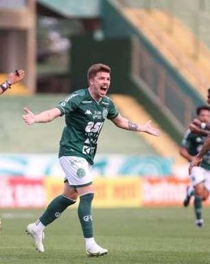 Daniel Paulista vibra com força do elenco do Guarani