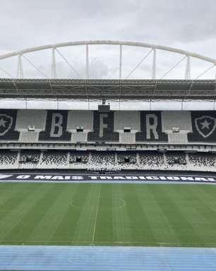 Botafogo ainda aguarda liberação da Prefeitura para ter retorno do público na Série B