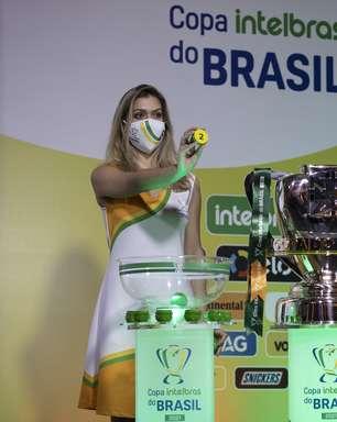 Copa do Brasil: Fla e Fortaleza decidirão em casa nas semis