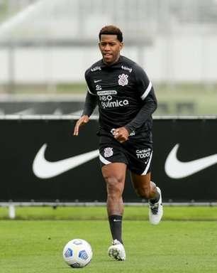 Gil se diz 'chateado' com empates do Corinthians, mas confia em semana de trabalho para sucesso no Dérbi