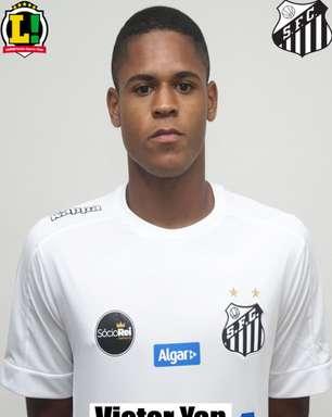 Após não conseguir rescisão, Victor Yan volta a treinar no Santos
