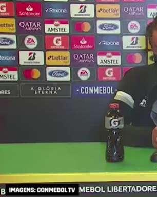 """ATLÉTICO-MG: """"Fomos melhores em todos os quesitos do jogo"""", avalia Cuca após empate contra o Palmeiras"""