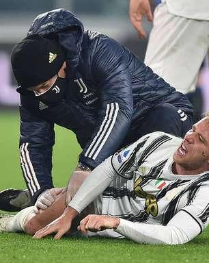 Arthur, da Juventus, sofre acidente de carro em Turim