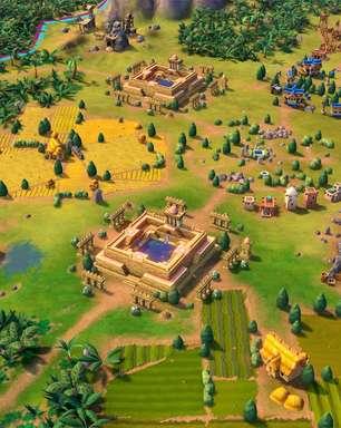 O que são jogos 4X, como Civilization e Humankind?