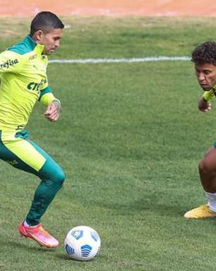 Bastidores: Após irritação de Dudu, Abel reforça 'todos somos um' dentro do elenco do Palmeiras