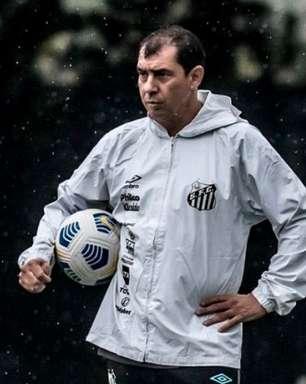 Santos tem 1% de chance de Libertadores e 33% de chance de rebaixamento