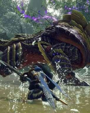 Promoção da eShop tem Monster Hunter Rise, Hades e mais jogos com desconto