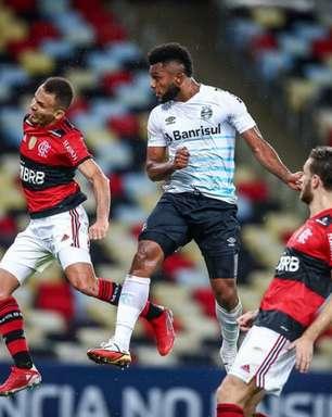Borja vive grande fase em início de trajetória no Grêmio