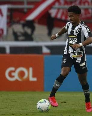 Botafogo: Warley leva terceiro cartão amarelo e não enfrenta o Sampaio Corrêa