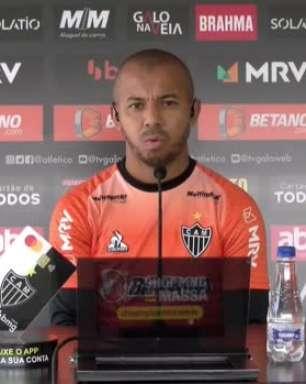 """ATLÉTICO-MG: Mariano destaca condição física do elenco na reta final da temporada: """"Estamos bem-preparados pra competir nas três competições"""""""