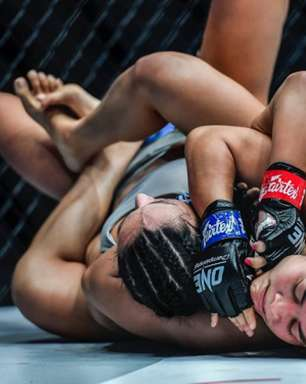 Duelos femininos de GP do ONE serão exibidos pelo 'RedeTV! Extreme Fighting' nesta sexta (24)