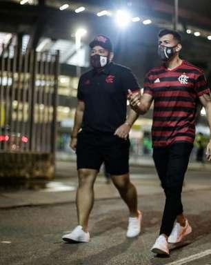 Menos de 1% dos colaboradores da partida entre Flamengo e Barcelona testaram positivo para Covid-19