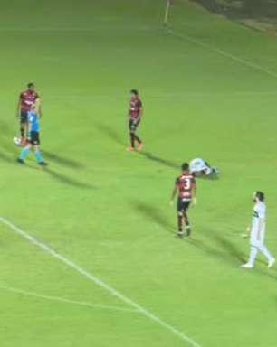 SÉRIE B: Lances de Vitória 0 x 0 Coritiba