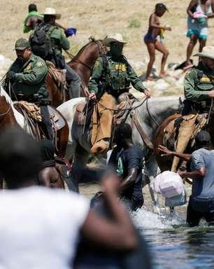 Enviado dos EUA renuncia devido a expulsões de haitianos de campo no Texas