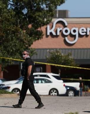 Atirador mata uma pessoa, fere 12 e comete suicídio em supermercado nos EUA