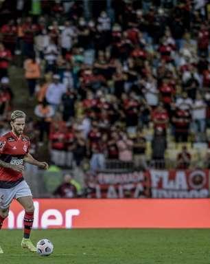 Por cotovelada, Léo Pereira pode perder eventual final do Flamengo na Libertadores